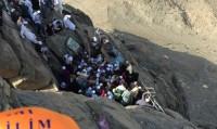 Nur Dağında (Hira Mağrasında)yız